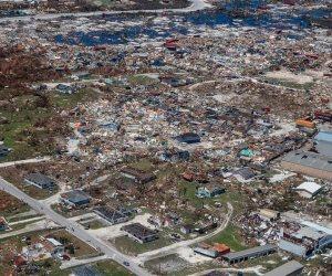 ماذا قال المركز الوطني الأمريكي عن تخوفه من تحول «دوريان» إلى عاصفة مدارية؟