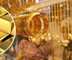 أسعار الذهب تتراجع 3 جنيهات وعيار 21 يسجل 830 جنيها للجرام