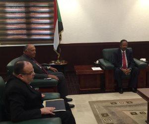 سامح شكرى يهنئ رئيس الحكومة السودانية الجديد.. وحمدوك: نولى أهمية لتعزيز العلاقات الإستراتيجية مع مصر