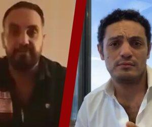 مواجهة نارية بين محمد علي وشقيقه: بدل ما تتفشخر بالفيراري هات فلوس ولاد أخوك الغلابة (فيديو)