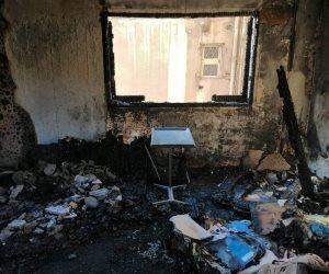 حريق دار المسنين بالعجوزة يكشف كارثة.. لماذا تتهرب التضامن من المسؤولية؟