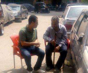 بعد تدوال صوره على مواقع التواصل.. إنقاذ مشرد المطرية ووضعه في دار رعاية