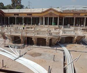 «الآثار» تكشف تفاصيل تطوير قصر «محمد على» لبدء زيارته مع احتفالات الثورة في 30 يونيو المقبل (صور)
