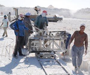 رئيس «صناعة المحاجر»: مصر تمتلك ثروة محجرية باحتياطي 700 مليون طن تكفي لتسديد ديونها وتفيض