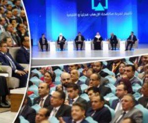 رسائل الرئيس في مؤتمر الشباب: نبني دولة جديدة والهدف من الشائعات هدم الثقة.. والجيش  مركز ثقل المنطقة كلها
