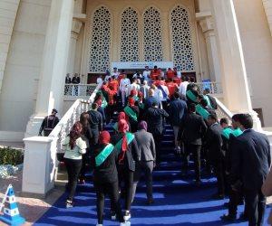 بث مباشر.. فعاليات المؤتمر الوطني الثامن للشباب بحضور الرئيس السيسي