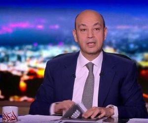 """عمرو أديب: """"الوزير مش رايح البرلمان علشان يصقفوله.. ماينفعش يتقمص"""""""