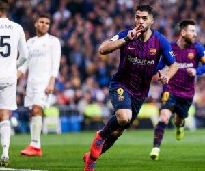 رسميا.. نقل مبارة كلاسيكو برشلونة وريال مدريد