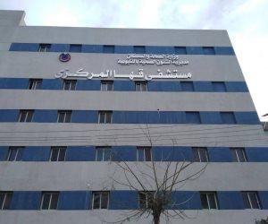 س & ج استعدادات تطوير مستشفى قها المركزي بتكلفة 82 مليون جنيه