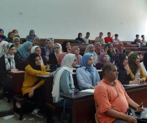 جامعة عين شمس تعلن حالة الطوارئ.. كيف تستعد الكليات لاستقبال العام الدراسي الجديد؟ (صور)