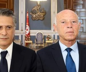 قيس سعيد ونبيل القروي في الصدارة.. هل يكونا الوجه الآخر لـ «منصف المرزقي» في تونس؟