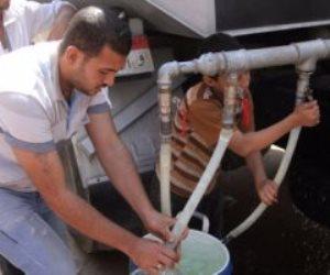 اليوم.. انقطاع المياه عن 5 مناطق بالقليوبية لمدة 6 ساعات بسبب أعمال الصيانة