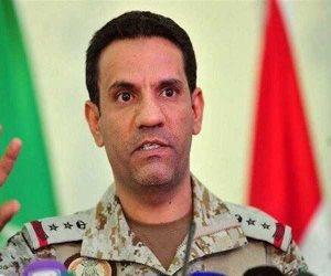 ردا على ميليشيات الحوثي.. التحالف العربي: سنقطع الأيادي التي تستهدف السعودية