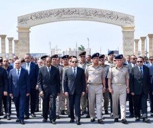 بسام راضى: الرئيس السيسى يتقدم الجنازة العسكرية للفريق إبراهيم العرابى