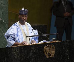 يوسف أيوب يكتب من نيويورك: من هو النيجيرى الذي ترأس الجمعية العامة للأمم المتحدة في دورتها الـ74؟