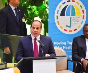 السيسى لرئيس وزراء بلجيكا: مصر مستمرة في جهود مكافحة الهجرة غير الشرعية