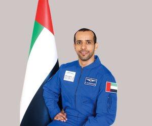 قبل انطلاقه إلى المحطة الدولية.. أول رائد فضاء إماراتي: يملؤنى الفرح