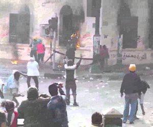 الإخوان والمجمع العلمي.. حين أحرقت الإرهابية خزانة كنوز الإنسانية