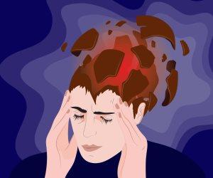 غضب النساء يحميهن من السكتة الدماغية