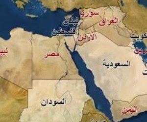 خريطة الوطن العربي.. هذا ما حدث في الشرق الأوسط خلال الساعات الماضية