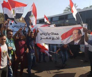عشرات الآلاف في الرحاب ومدينتي يتجمعون للمشاركة في احتفالية «حب مصر»