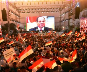 «سقط الإخوان وبقيت_مصر».. تظاهرة على السوشيال ميديا في حب مصر
