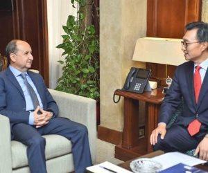 الصناعة تعلن استقبال 20 شركة كورية كبرى لبحث فرص الاستثمار في مصر وأفريقيا
