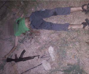 مصرع 15 إرهابيا وبحوزتهم أسلحة نارية في عملية أمنية بالعريش
