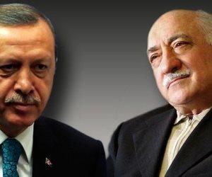 معركة كذب غير متكافئة.. أردوغان يسكن القصور وجولن يعيش فى غرفة متواضعة بأمريكا