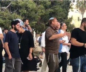 الاحتلال الإسرائيلي يواصل انتهاكاته.. اقتحام الأقصى ووزير إسرائيلي يستفز الفلسطينيين
