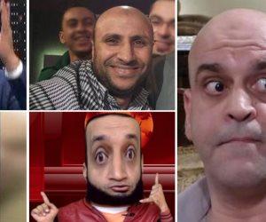 5 عرائس ماريونيت يستخدمهم إعلام الأخوان مقابل المال للتحريض على مصر