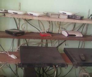 الداخلية تداهم شقة مفروشة بالشرقية بداخلها شبكة بث قنوات فضائية مشفرة (فيديو)