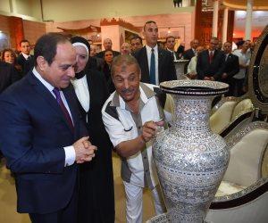 عودة الروح للمنتجات والحرف المصرية.. «تراثنا» في عيون أصحاب المشروعات الصغيرة والمتوسطة