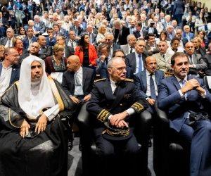 رابطة العالم الإسلامى تشيد بمشاركة فرنسا فى تفعيل ثقافة الحوار والتبادل الحضاري