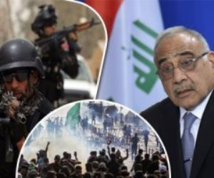 من فرض حظر التجوال إلى قطع الانترنت.. تظاهرات العراق مازالت مشتعلة