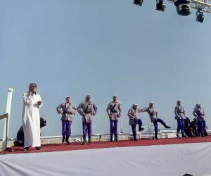 مشاهد من افتتاح مهرجان الهجن الدولي في شرم الشيخ (صور)