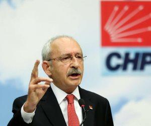 زعيم المعارضة التركية يوجه سؤالًا محرجًا لأردوغان: من أرسل الأسلحة للإرهابيين في سوريا؟