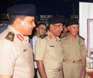 القوات المسلحة تنظم المعرض السنوى لذاكرة أكتوبر بالبانوراما
