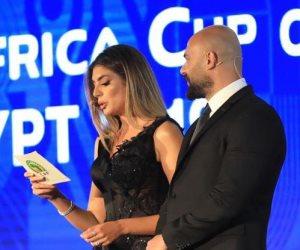 لما جبريل: سعيدة بالمشاركة في قرعة أمم إفريقيا وأتمنى فوز المنتخب بالبطولة