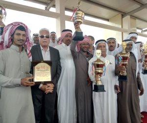 اختتام مهرجان شرم الشيخ لسباقات الهجن.. وتوزيع الجوائز بقيمة مليون درهم إماراتي  (صور)