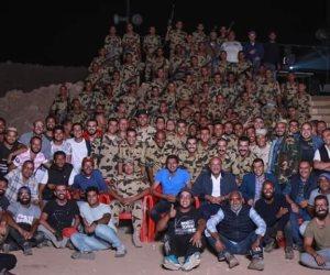 """المصريون على مواقع التواصل الاجتماعي: عدد مشاهدي فيلم """"الممر"""" أكبر من سكان قطر"""
