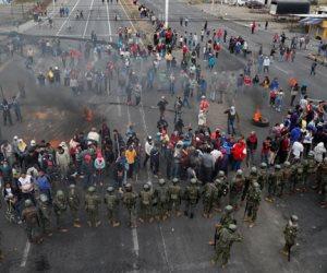 جولة في صحف العالم: تواصل أعمال العنف بالإكوادور.. والجيش يتصدى للمحتجين