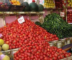 تعرف على أسعار الخضروات والفواكة اليوم السبت 12-10-2019