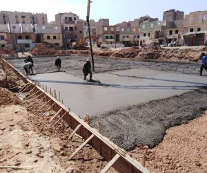 الإسكان: تنفيذ عمارات «منطقة العمال» بالمنيا وصرف قيمة الإيجار للسكان لحين العودة لمنازلهم