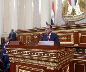 رئيس الوزراء في البرلمان: كل مؤسسات الدولة ملتزمة أمام الشعب بحق مصر في مياه النيل
