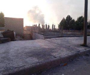 تليفزيون سوريا: مقتل 5 سوريين وجرح 9 فى رأس العين نتيجة العدوان التركى