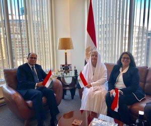 """السفارة المصرية فى كندا تنظم  لقاءً موسعاً ومحاضرة  لـ""""ماما ماجي"""""""
