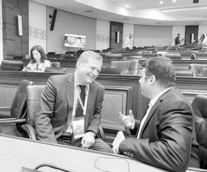 مدير «روساتوم» في أفريقيا: الكوادر المصرية قادرة على إدارة محطة «الضبعة»