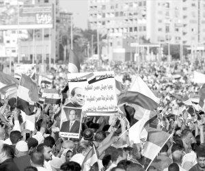 المصريون صخرة صلبة تحطم الأمواج العاتية التي تستهدف مصر
