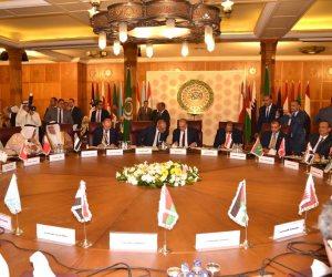 قرارات وزراء الخارجية العرب بشأن التدخل العسكرى التركى فى سوريا (انفوجراف)